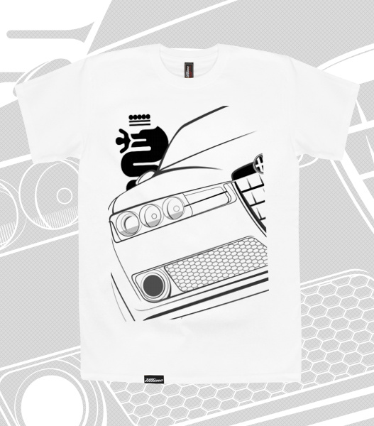 T-Shirt Alfa Romeo   Ultime Collection - Ultime Wear